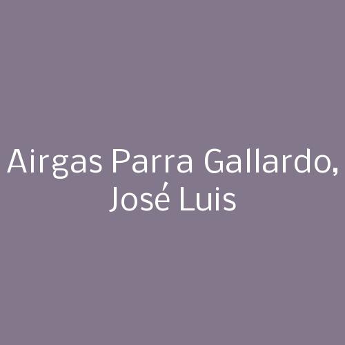 Airgas Parra Gallardo, José Luis