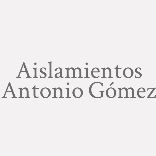 Aislamientos Antonio Gómez