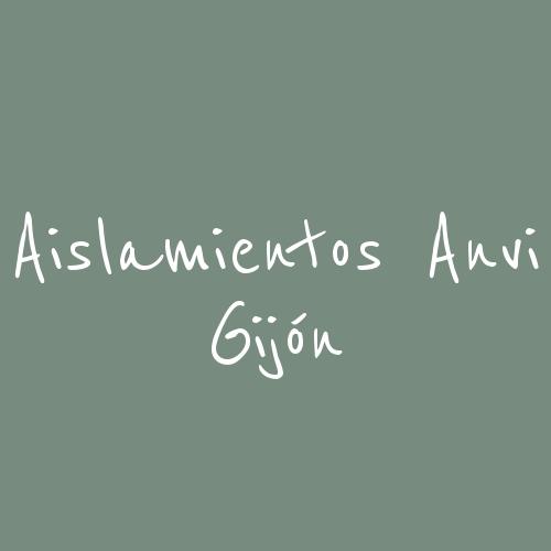Aislamientos ANVI Gijón