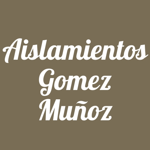 Aislamientos Gomez Muñoz