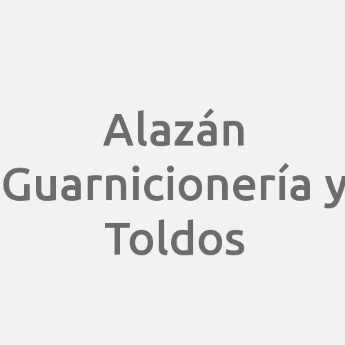 Alazán Guarnicionería y Toldos