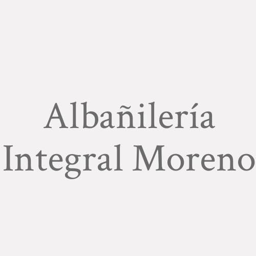 Albañilería Integral Moreno