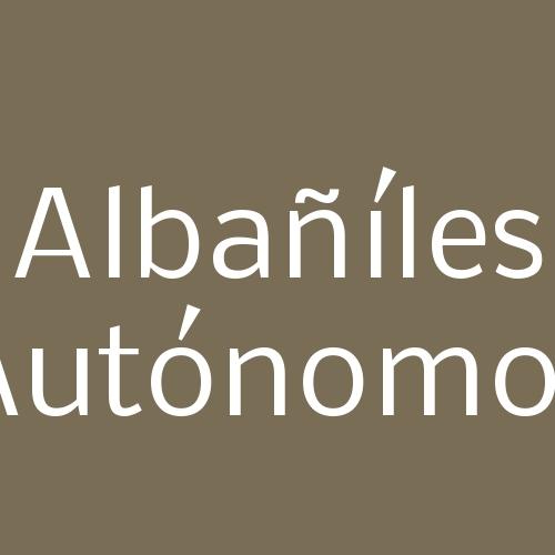 Albañíles Autónomos