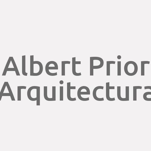 Albert Prior Arquitectura