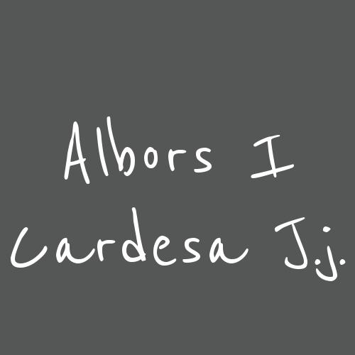 Albors i Cardesa J.J.
