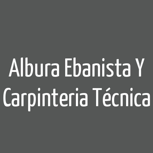 Albura Ebanista y Carpinteria Técnica