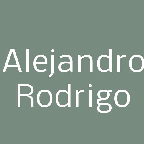 Alejandro Rodrigo - Energías Renovables