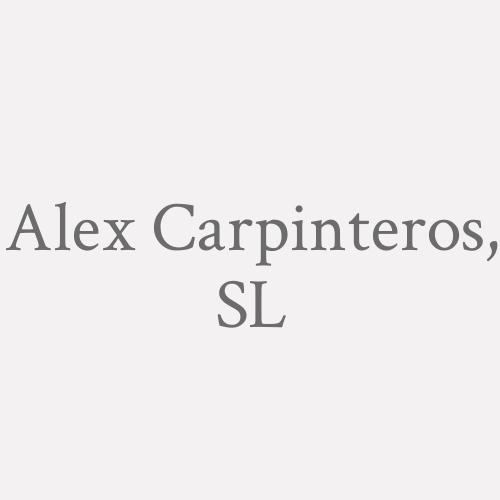 Alex Carpinteros, S.l.
