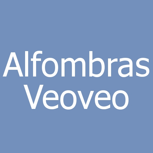 Alfombras VeoVeo