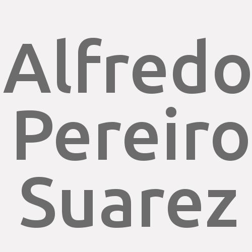 Alfredo Pereiro Suarez