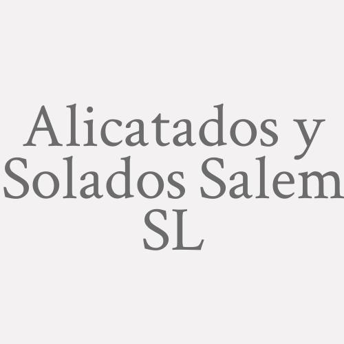Alicatados y Solados Salem SL