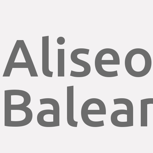 Aliseo Balear
