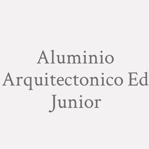 Aluminio Arquitectonico Ed Junior