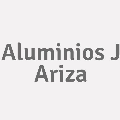 Aluminios J Ariza