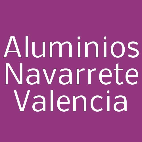 Aluminios Navarrete Valencia