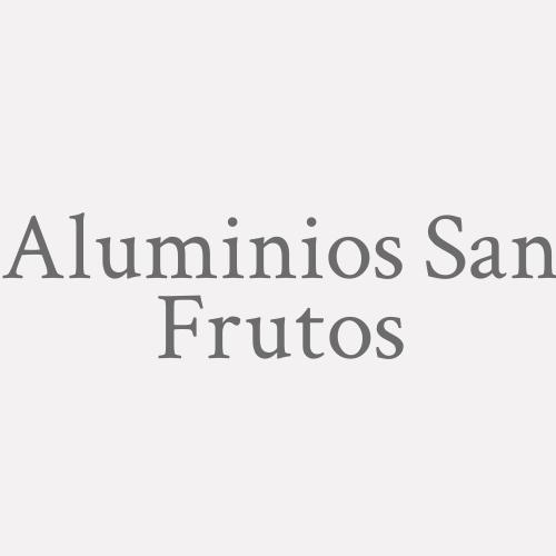 Aluminios San Frutos