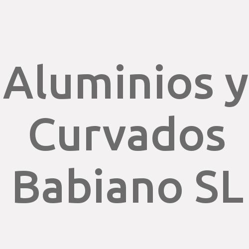 Aluminios y Curvados Babiano SL
