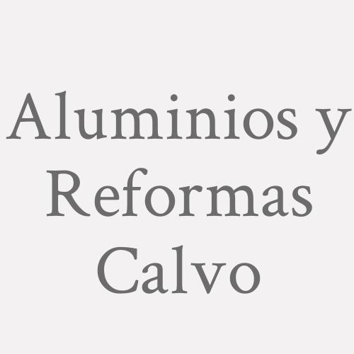 Aluminios y Reformas Calvo
