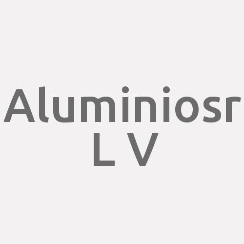 Aluminios.r L V