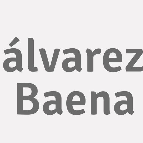 álvarez Baena