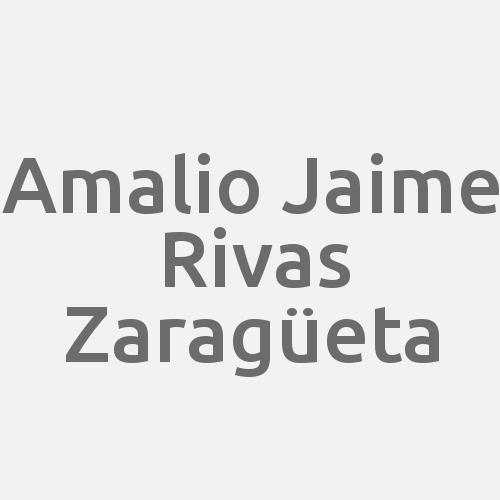 Amalio Jaime Rivas Zaragüeta