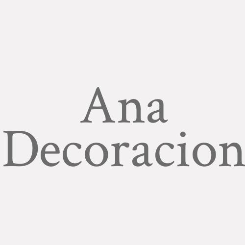 Ana Decoracion