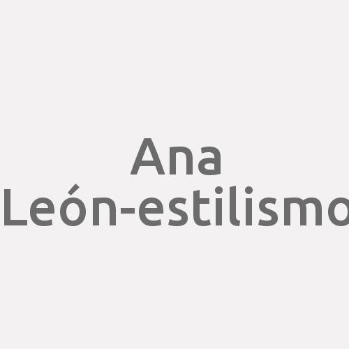 Ana León-estilismo