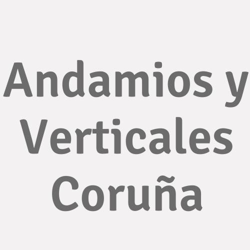 Andamios Y Verticales Coruña