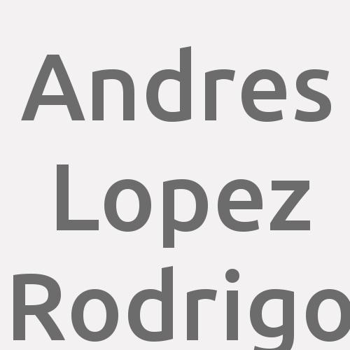 Andres Lopez Rodrigo