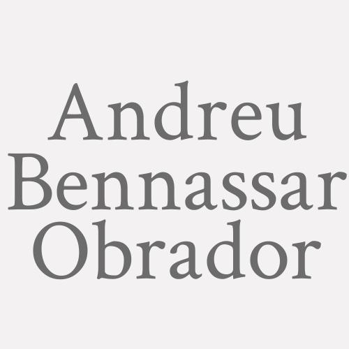 Andreu Bennassar Obrador