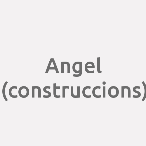 Angel (construccions)
