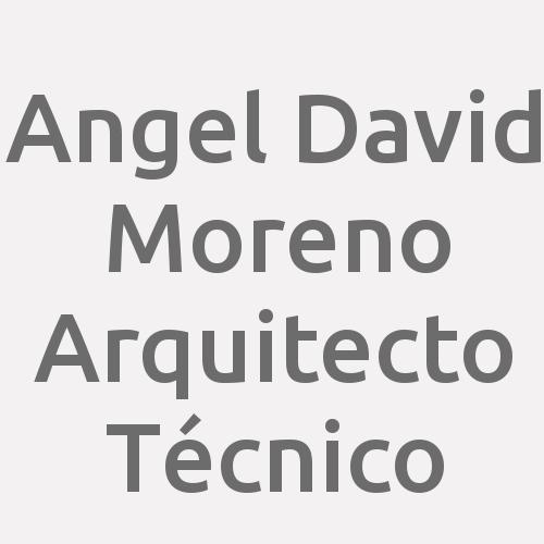 Angel David Moreno Arquitecto Técnico