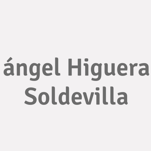 ángel Higuera Soldevilla