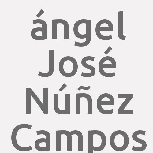 ángel José Núñez Campos