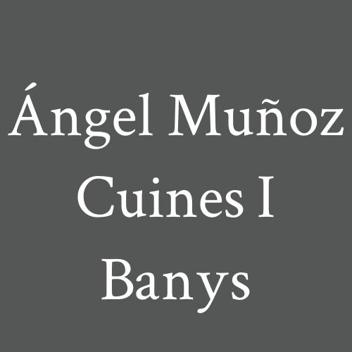 Ángel Muñoz Cuines i Banys