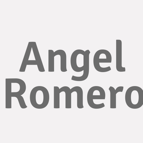 Angel Romero