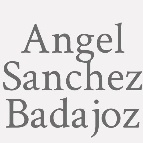 Angel Sanchez Badajoz