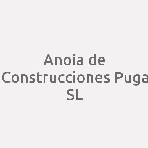 Anoia De Construcciones Puga Sl