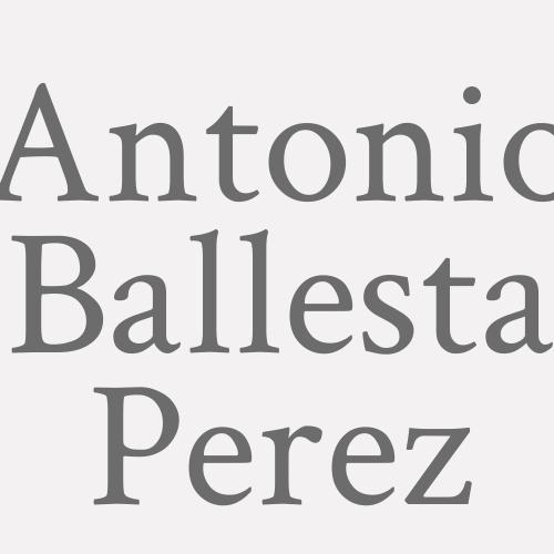 Antonio Ballesta Perez