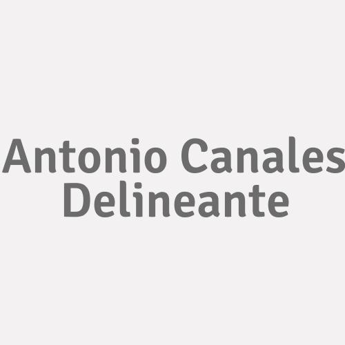 Antonio Canales Delineante