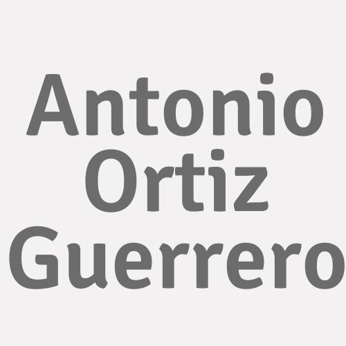 Antonio Ortiz Guerrero