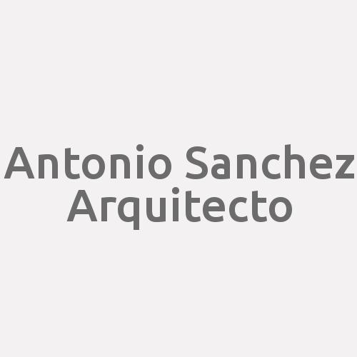 Antonio Sanchez Arquitecto