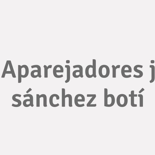 Aparejadores J. Sánchez Botí