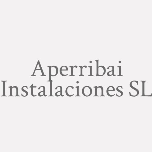 Aperribai Instalaciones SL