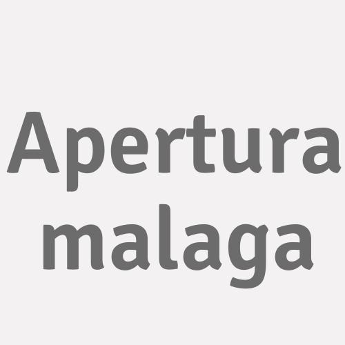 Apertura Malaga