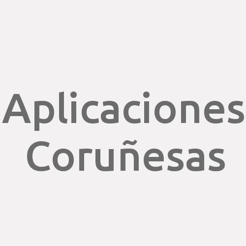 Aplicaciones Coruñesas