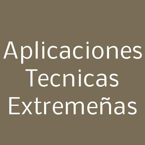 Aplicaciones Tecnicas Extremeñas