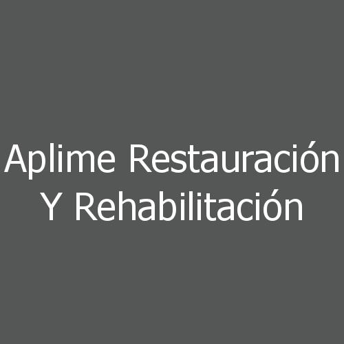 Aplime Restauración y Rehabilitación