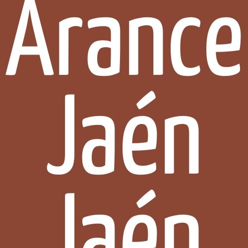 Arance Jaén Jaén