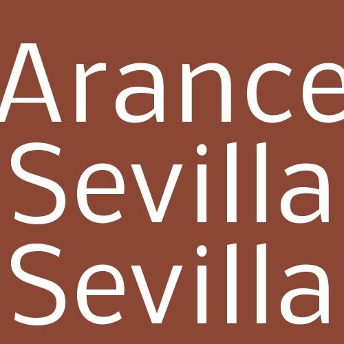 Arance Sevilla Sevilla